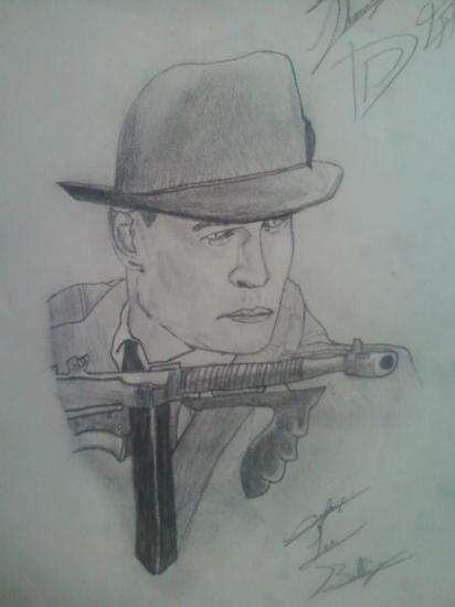 Johnny Depp by TylerB33871